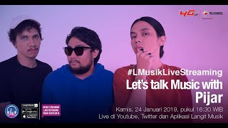 Let's Talk Music with PIJAR