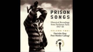 Alan Lomax Collection - Bama Stuart - I'm Goin' Home - Prison Songs