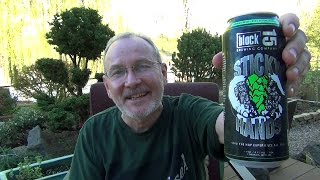 Beer Review 411: Sticky Hands (3-Days FRESH!!!) - Block 15 Brewing Company