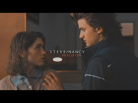 [Stranger Things] Steve & Nancy » Hold On