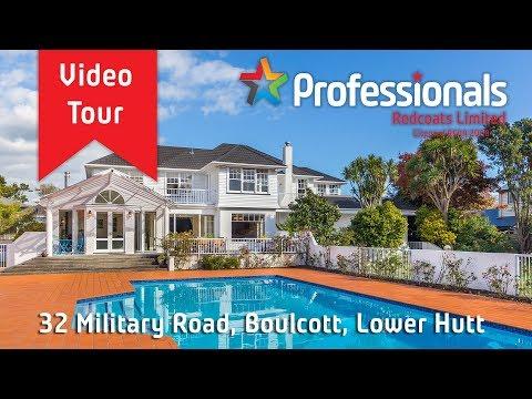 32 Military Road, Boulcott
