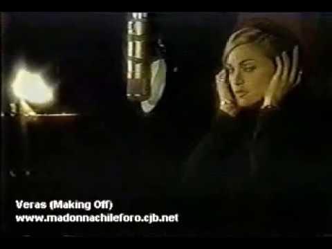 Madonna - Veras making of 1995