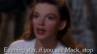 Judy Garland Karaoke - Mack The Black - The Pirate 1948