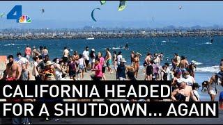 California Heading For Shutdown…Again   NewsConference   NBCLA