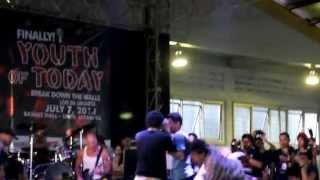 Youth Of Today - Thinking Straight (Live In Jakarta)