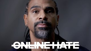 """""""I've never seen as much hate ever."""" 