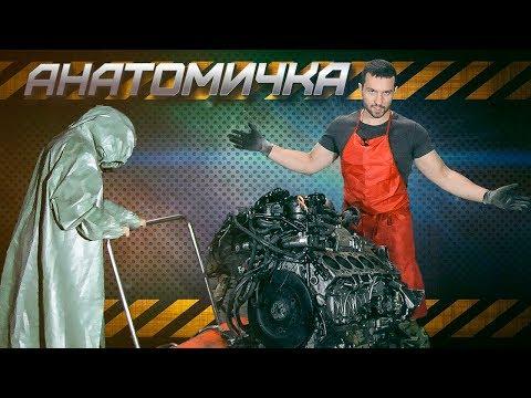 Фото к видео: Инженерное БЕЗУМИЕ компании VW!!! V10 который сломает ваш мозг!!!