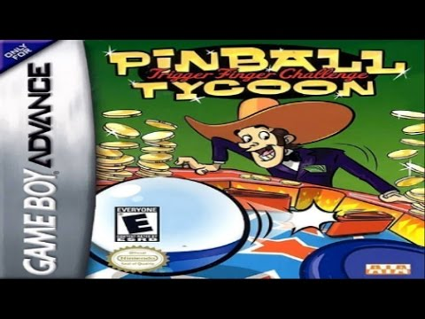 pinball tycoon gba