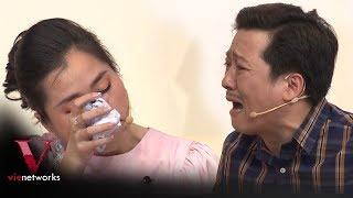 Lâm Vỹ Dạ diễn xuất nhập tâm khiến Trường Giang cũng bật khóc - 7 Nụ Cười Xuân [Full HD]