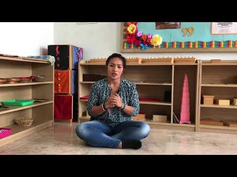 Yannis' Online Montessori Learning Journey - YouTube