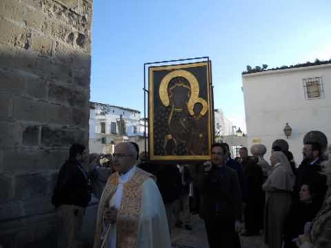 La popular devoción mariana polaca ha visitado la diócesis de Asidonia-Jerez este fin de semana