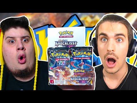 BOX 36 BUSTINE! TROVIAMO LA FUORISERIE! - Pack Opening Pokémon Apocalisse di Luce VS Federic95ita