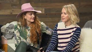 "Том Фелтон, Naomi Watts discusses her film ""Ophelia"" at IndieWire's Sundance Studio"