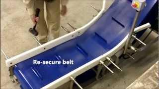 Easy Clean Conveyor