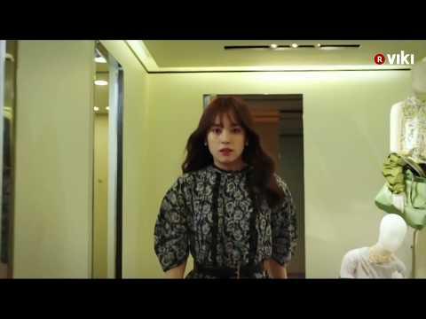 W   ep 2   han hyo joo slapping  amp  kissing lee jong suk to end a manga episode