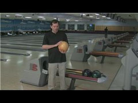 Bowling Techniques : How to Bowl with Reactive Bowling Balls