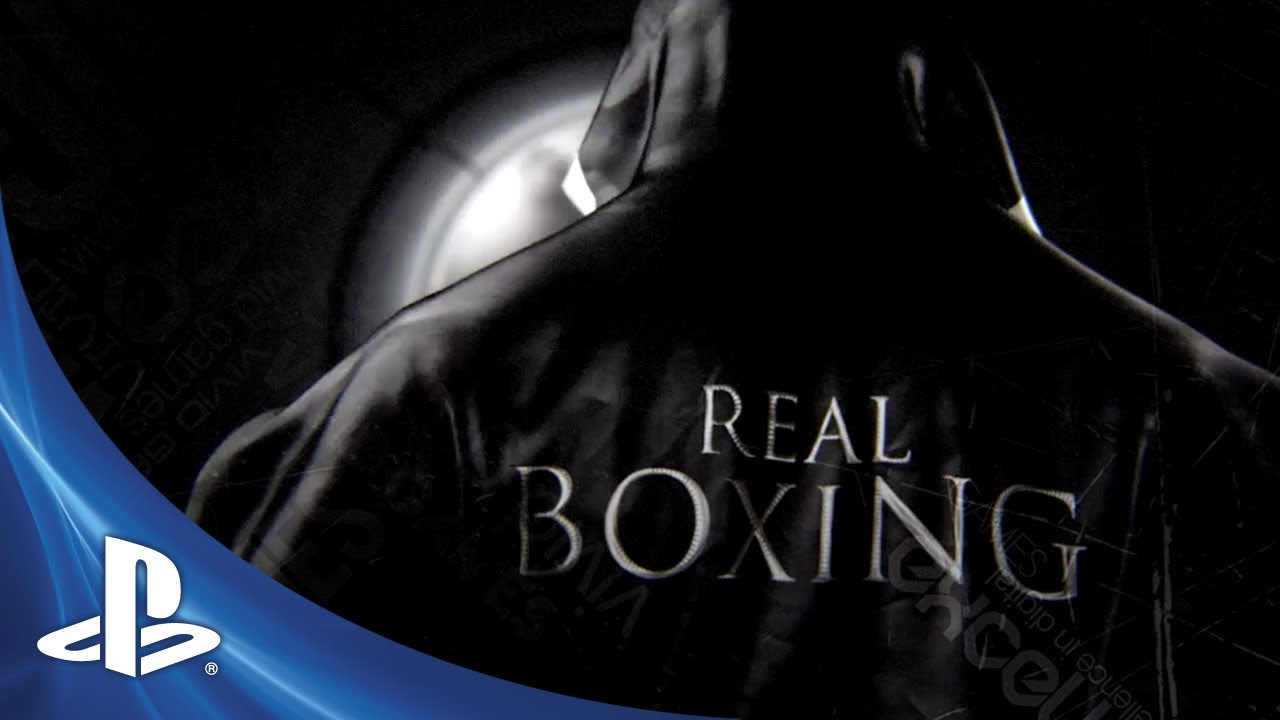 Real Boxing on PS Vita Enters the Ring September 17th for $9.99