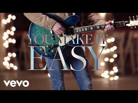 Jason Aldean - You Make It Easy (Lyric Video)