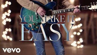 Jason Aldean   You Make It Easy (Lyric Video)