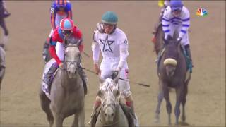 The 2016 Belmont Stakes - Creator wins by a nose (HD)