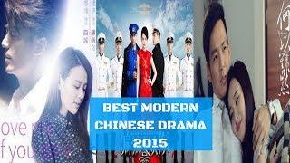 BEST MODERN CHINESE DRAMA 2015