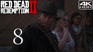 Red Dead Redemption 2  Walkthrough And Mods pt8 Polite Society Valentine Style