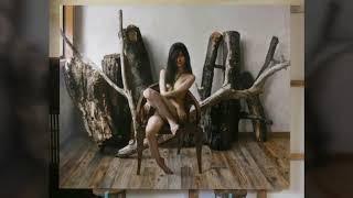 Realism Painting Of Japanese Artist Osamu Obi