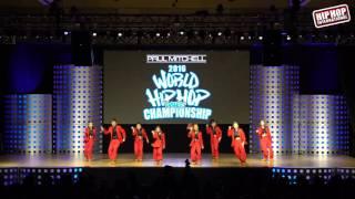 Onigashima - Japan (Junior Division) @ #HHI2016 World Semis!!