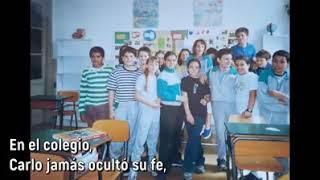 15歳で夭逝した少年が列福!カルロ・アクティスの紹介ビデオのリンク