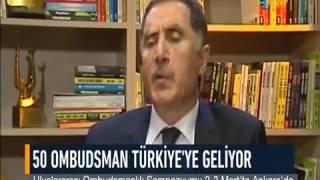 NTV – IV. Uluslararası Ombudsmanlık Sempozyumu Haberi