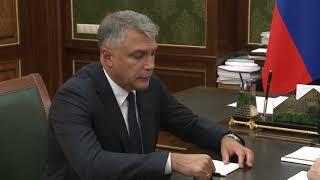 В Ингушетию прибыл Полпред Президента РФ в СКФО А  Матовников