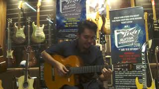 Peavey Guitar Showdown 2018 | Fikram, Jakarta