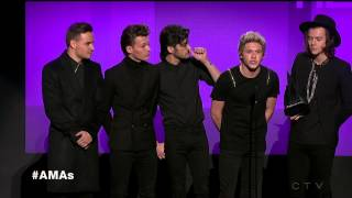One Direction (winner of pop/rock album) - American Music Awards (4 of 7)