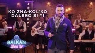 BECA FANTASTIK - Ko zna kol'ko daleko si ti (OFFICIAL LIVE 2018)