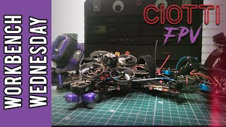 Workbench Wednesday - Fixing 2 FPV Cycle Glides