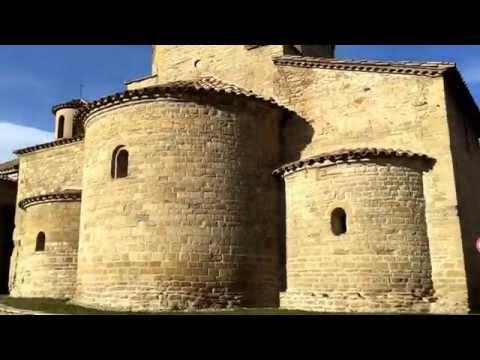 Església romànica s. XI - Santa Eugènia de Berga
