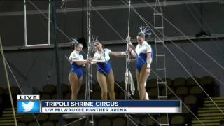 Tripoli Shrine Circus in town this weekend