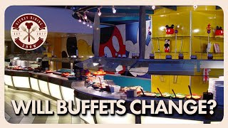 Walt Disney World Buffets & How They Could Change   Disney Dining Show   04/24/20