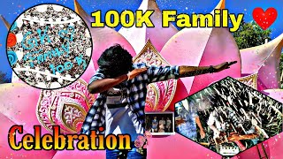 🎉100K FAMILY CELEBRATION 🎉 || GAMING KANNADIGA 100K FAMILY VIDEO || KARNATAKA'S NO 1 GAMING CHANNEL