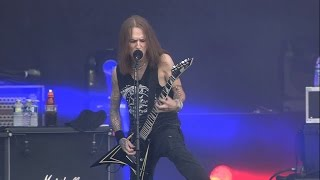 Children Of Bodom - Live Download Festival Paris 2016 (Full Show HD)