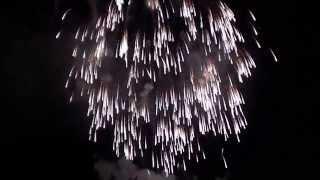 preview picture of video 'Fuochi d'artificio Casalnuovo di Napoli'