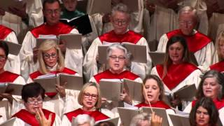 """""""How Great Our Joy,"""" Combined Wilshire Choirs"""