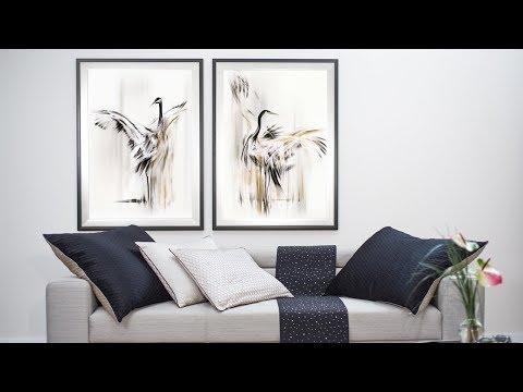 Galerie in den Wolken - moderne Bilder für Wohn- und Schlafzimmer Galerie in den Wolken