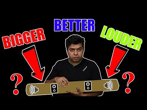 , title : 'Mi Soundbar, Bigger, Better, Louder - Biggest Gadget We Have Reviewed So Far'