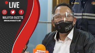 MGTV LIVE : Majikan Perlu Ambil Berat Pematuhan SOP di Tempat Kerja - Datuk Awang