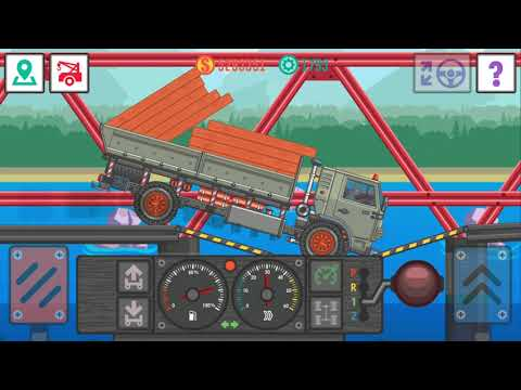 GAME BEST TRUCKER LITE TRANSFER BOARDS TO A TOY FACTORY