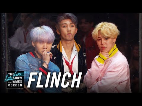 Flinch w/ BTS