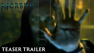 #MORBIUS - watch the teaser trailer now. In theaters this summer.  One of Marvel's most compelling and conflicted characters comes to the big screen as Oscar® winner Jared Leto transforms into the enigmatic antihero, Michael Morbius. Dangerously ill with a rare blood disorder, and determined to save others suffering his same fate, Dr. Morbius attempts a desperate gamble. What at first appears to be a radical success soon reveals itself to be a remedy potentially worse than the disease.   Subscribe to Sony Pictures for exclusive content: http://bit.ly/SonyPicsSubscribe   Follow MORBIUS on Social:  https://www.facebook.com/morbiusmovie  https://twitter.com/morbiusmovie https://www.instagram.com/morbiusmovie/ https://www.morbius.movie/  Cast: Jared Leto Matt Smith Adria Arjona Jared Harris Al Madrigal with Tyrese Gibson  #JaredLeto #MattSmith #Sony #Trailer #Teaser #MichaelMorbius #AdriaArjona #JaredHarris #AlMadrigal #TyreseGibson #TeaserTrailer