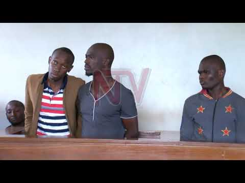 Three more suspects charged over Nagirinya murder