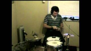 Dear X (You Don't Own Me) - Disciple - drum cover - Kaleb